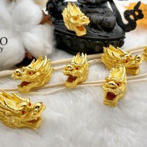 999 Pure Gold Dragon & Dragon Turtle