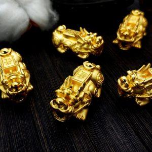 999 Pure Gold Pixiu